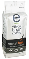 Ethical Bean Coffee - Organic French Roast Whole Bean Rocket Fuel - 12 oz.