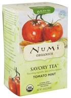 Numi Organic - Black Savory Tea Tomato Mint - 12 Tea Bags, from category: Teas