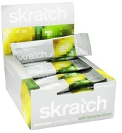 Skratch Labs - Exercise Hydration Mix Lemons & Limes - 20 x .8 oz Packets (859943003223)