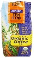 Organic Coffee Company - Zen Blend Ground Coffee - 12 oz. (751228037124)