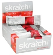 Skratch Labs - Exercise Hydration Mix Raspberries - 20 x .8 oz. Packets (859943003247)