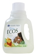 Earth Friendly - Baby Ecos Hypoallergenic Laundry Detergent Free & Clear - 50 oz.