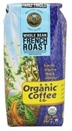 Organic Coffee Company - French Roast Whole Bean Coffee - 12 oz.