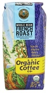 Organic Coffee Company - French Roast Whole Bean Coffee - 12 oz. (751228021581)