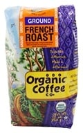 Image of Organic Coffee Company - French Roast Ground Coffee - 12 oz.