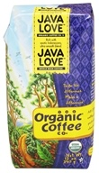 Organic Coffee Company - Java Love Whole Bean Coffee - 12 oz. (751228552030)