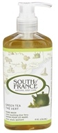South of France - Hand Wash Green Tea - 8 oz.
