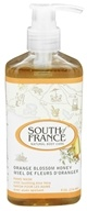 South of France - Hand Wash Orange Blossom Honey - 8 oz.