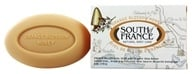 South of France - French Milled Vegetable Bar Soap Orange Blossom Honey - 6 oz.