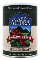 Cafe Altura - Organic Coffee Regular Roast - 12 oz., from category: Health Foods