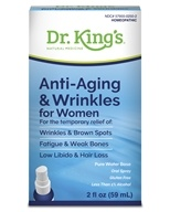 King Bio - Anti-Aging & Anti-Wrinkle Spray For Women - 2 oz., from category: Homeopathy