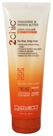Giovanni - 2Chic Tangerine & Papaya Butter Ultra-Volume Conditioner - 8.5 oz. by Giovanni