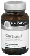 Quality Of Life Labs - Cartiquil Joint Support - 30 Vegetarian Capsules