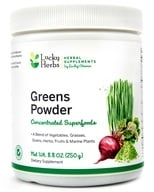 LuckyVitamin - Concentrated Superfood Greens Powder - 8.8 oz.