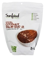 Image of Sunfood Superfoods - Organic Indonesian Coconut Palm Sugar - 1 lb.