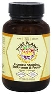 Pure Planet - Ginseng Plus Endurance Support - 100 Tablet(s)