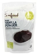 Sunfood Superfoods - Vanilla Bean Powder - 8 oz. (803813020599)