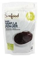 Image of Sunfood Superfoods - Vanilla Bean Powder - 8 oz.