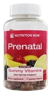 Nutrition Now - Prenatal Gummy Vitamins - 75 Gummies