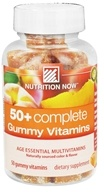 Nutrition Now - 50+ Complete Gummy Vitamins - 50 Gummies by Nutrition Now