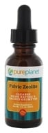 Pure Planet - Fulvic Zeolite Natural Heavy Metal Detoxification - 1 oz.