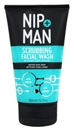 NIP+MAN - Scrubbing Facial Wash with Papaya - 5.1 oz. (5060337290029)