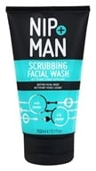 NIP+MAN - Scrubbing Facial Wash with Papaya - 5.1 oz. by NIP+MAN