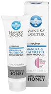 Manuka Doctor - ApiRevive Manuka & Tea Tree Gel With Propolis And Manuka Honey - 0.84 oz.