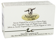 Canus - Goat's Milk Bar Soap with Olive Oil & Wheat - 5 oz.