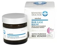 Manuka Doctor - ApiRevive Rub Ease Balm With Purified Bee Venom - 2.02 oz., from category: Personal Care