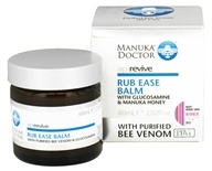 Manuka Doctor - ApiRevive Rub Ease Balm With Purified Bee Venom - 2.02 oz. (852469004125)