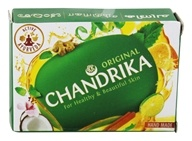 InterPlexus - Original Chandrika Ayurvedic Soap - 2.64 oz. (8901399009020)