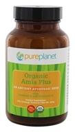 Pure Planet - Organic Amla C Plus Natural Vitamin C 500 mg. - 200 Tablet(s)