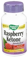 Image of Nature's Way - Raspberry Ketone Standardized - 60 Vegetarian Capsules