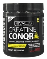 Rivalus - Creatine Conqr Powerful Growth & Hydration Formula Berry Blast 45 Servings - 225 Grams (807156001055)