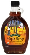 Image of Coombs Family Farms - Organic Maple Syrup Grade A Dark Amber - 12 oz.