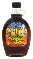 Coombs Family Farms - Organic Maple Syrup Grade A Dark Color - 12 oz. Formerly Grade B
