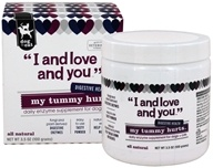I And Love And You - My Tummy Hurts Daily Digestive Support For Dogs & Cats - 3.5 oz.