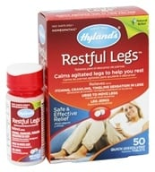 Hylands - Restful Legs - 50 Tablet(s), from category: Homeopathy