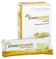 BioNutritional Research Group - Power Crunch Protein Energy Bar Peanut Butter Creme - 5 Bars, from category: Nutritional Bars