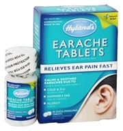 Image of Hylands - Earache Relief - 40 Tablet(s)