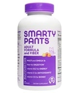 SmartyPants - All-in-One Multivitamin + Omega 3s + Vitamin D For Weight Management - 180 Gummies