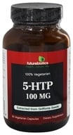 Futurebiotics - 100% Vegetarian 5-HTP 100 mg. - 60 Vegetarian Capsules - $12.69