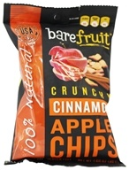 Image of Bare Fruit - 100% Natural Crunchy Apple Chips Cinnamon - 1.69 oz.
