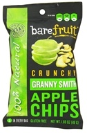 Bare Fruit - 100% Natural Crunchy Apple Chips Granny Smith - 1.69 oz. (013971001907)