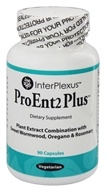 InterPlexus - ProEnt2 Plus for Gastrointestinal Health - 90 Vegetarian Capsules by InterPlexus