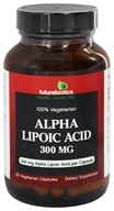 Futurebiotics - 100% Vegetarian Alpha Lipoic Acid 300 mg. - 60 Vegetarian Capsules (049479006588)