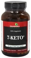 Futurebiotics - 100% Vegetarian 7-Keto 50 mg. - 60 Vegetarian Capsules