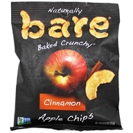 100% Natural Crunchy Apple Chips Cinnamon - 0.53 oz.