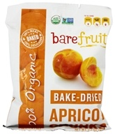 Image of Bare Fruit - 100% Organic Bake-Dried Apricot Chunks - 2.2 oz.